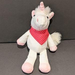 "2/$20 Kinder Surprise unicorn plush 10"""